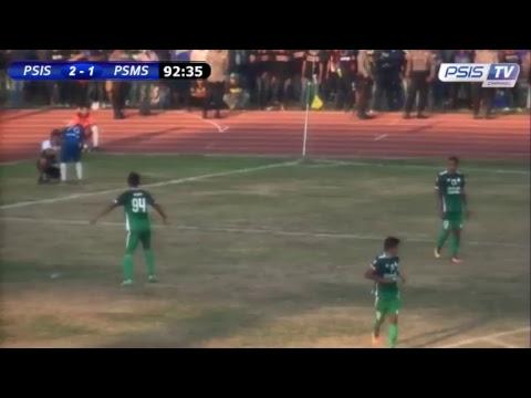Live Streaming PSISTV : PSIS SEMARANG vs PSMS MEDAN