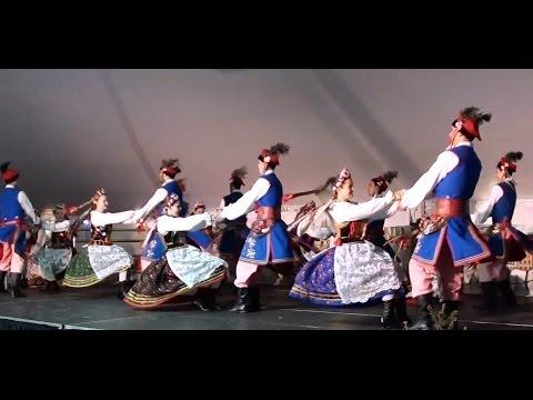 National Dance of Poland (Cover) - Krakowiaczek/Krakowiak/Polonaise, Toronto,Canada