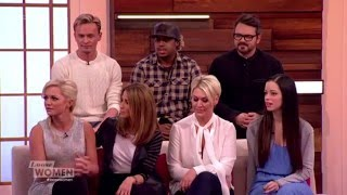 s club 7 on their reunion   loose women