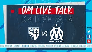 VIDEO: Suivez en direct Metz   OM ! #FCMOM