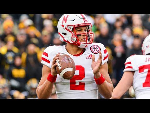 #4: Nebraska QB Adrian Martinez | Top 30 Returning B1G Football Players of 2019