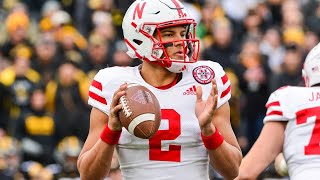 #4: Nebraska QB Adrian Martinez | Top 30 Returning B1G Football Players of 2019