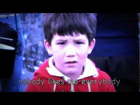 Nobody likes me, everybody hates me. (with lyrics)