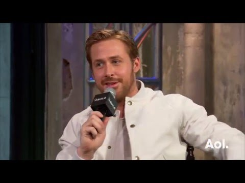 Ryan Gosling Discusses Meeting Legendary Producer Joel Silver For The First Time | BUILD Series