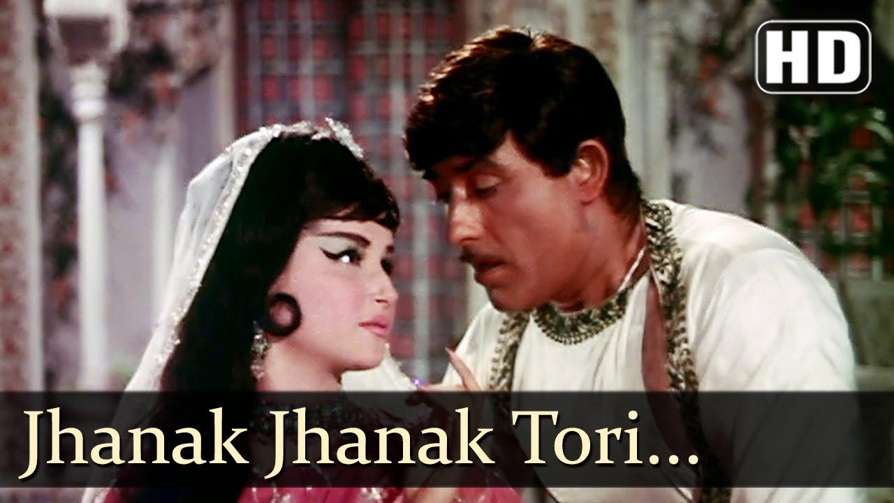 jhanak jhanak raj kumar mere huzoor shankar