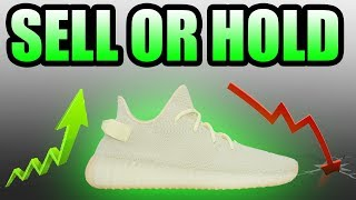 Should You SELL Or HOLD The YEEZY 350 V2 BUTTER ! | SELL OR KEEP BUTTER YEEZY