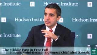 The Middle East in Free Fall: The Islamic State, the Iranian Axis, and the Muslim World in  Crisis