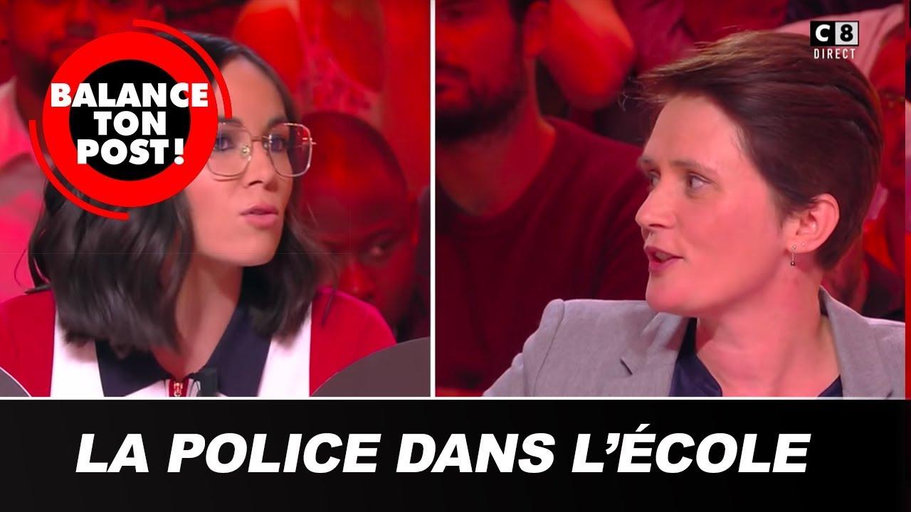 Pour ou contre la police dans les écoles ?