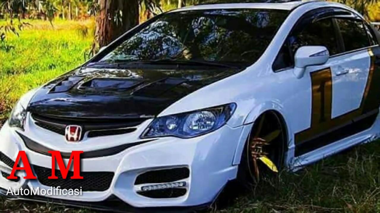 Gambar Modifikasi Honda Civic Ceper  Sobat Modifikasi