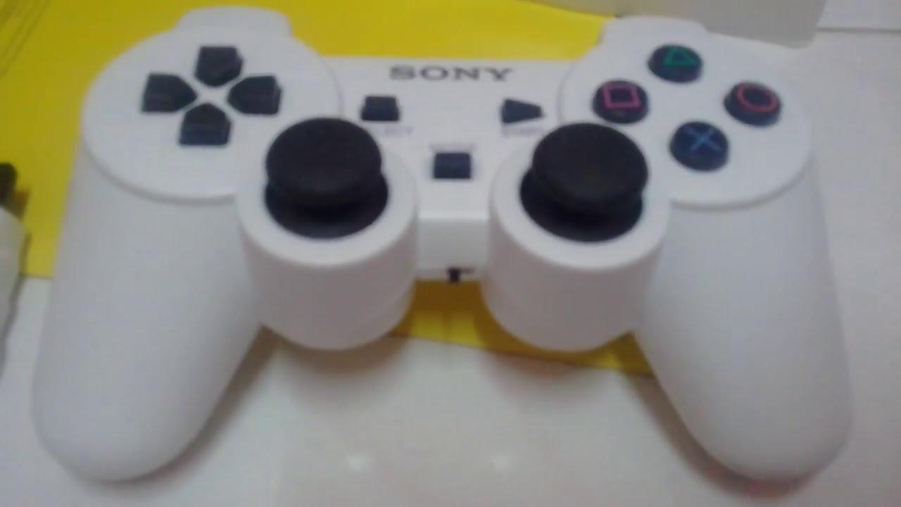 Sony playstation 2 wireless gamepad controller black   konga.
