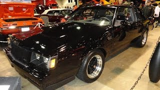 1987 Buick Grand National @ World Of Wheels - My Car Story with Lou Costabile