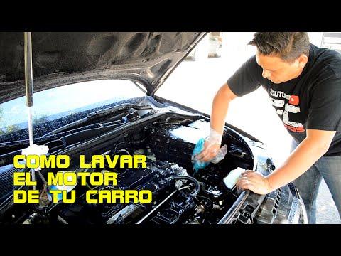 Como lavar el motor de un auto youtube for Como lavar el motor de un carro