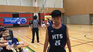 Publication Date: 2018-06-27 | Video Title: 男子學界籃球馬拉松比賽【九龍塘學校 vs 林漢光 敗 13: