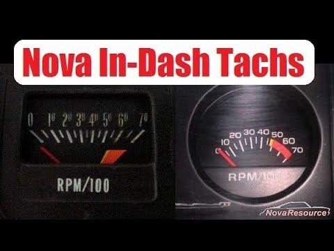 NovaResource VLOG: Nova In-Dash Tachs