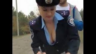 ПРИКОЛЫ С ГАИШНИКОМ русский гаишник (пьяный гаишник мега приколы)