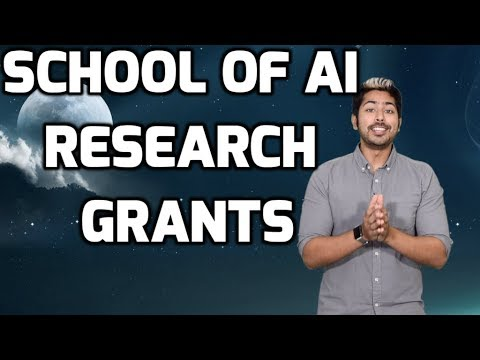 School of AI Research Grants