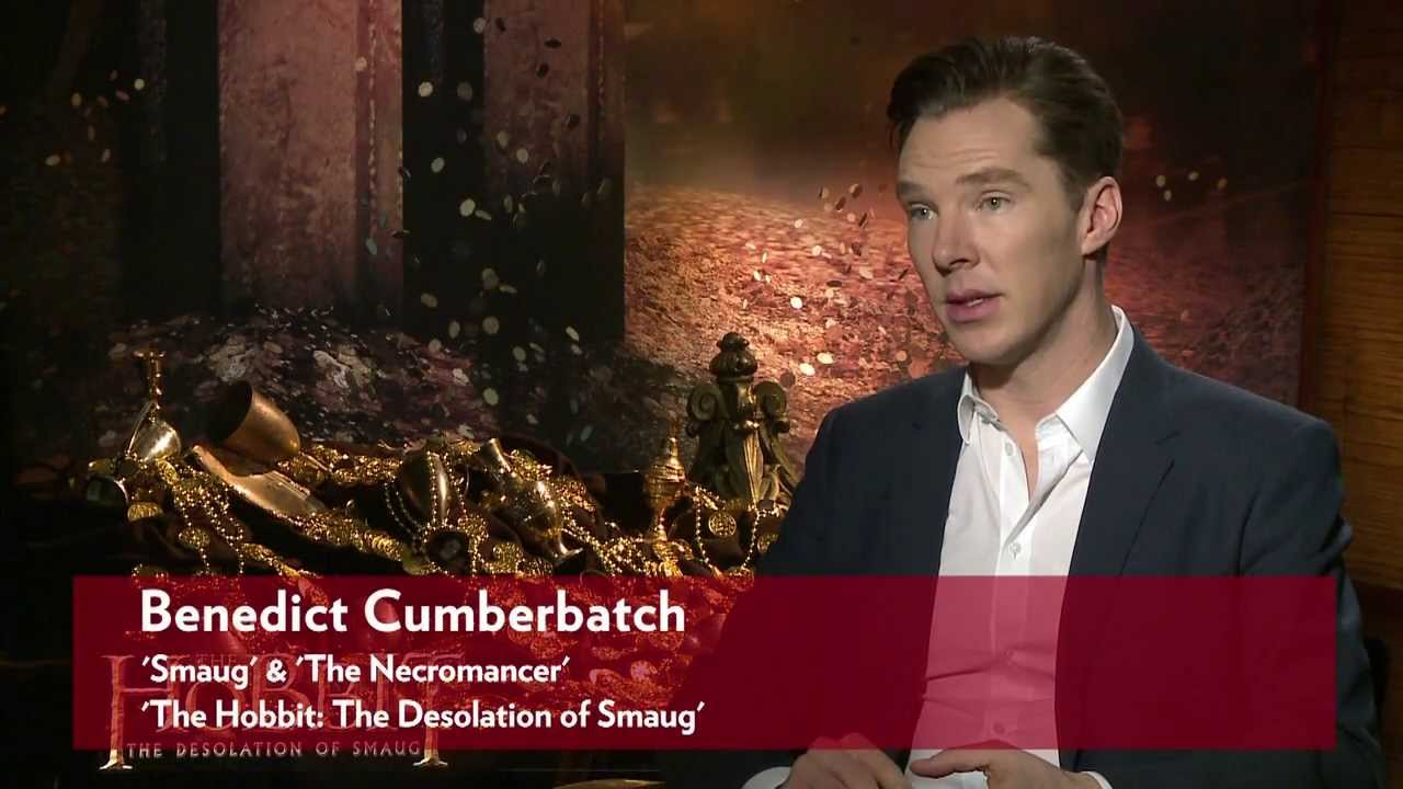 TODAY talks to Benedict Cumberbatch about 'The Hobbit: The ...
