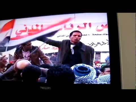 Egypt broadcasting BBC World News with distorted sound, 25-11-2011.MOV