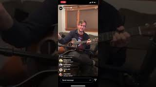 Spanish Love Songs - #TogetherAtHome Instagram livestream