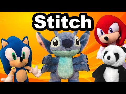 TT Short: Stitch
