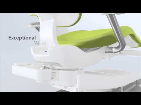 Product Overview: A-dec 400 Dental Chair