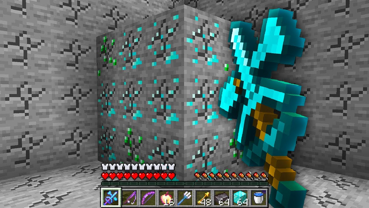 Download Minecraft, But You Can Combine Multi Tools...