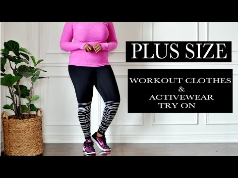 Plus Size Workout Clothes Activewear