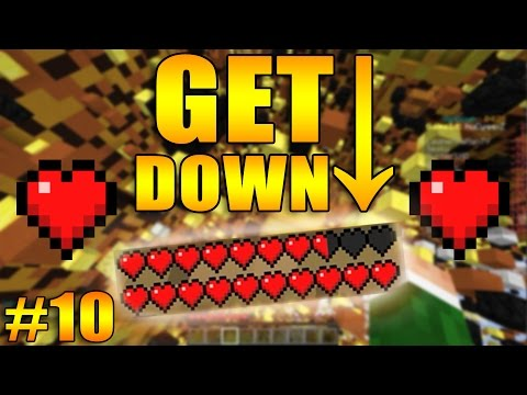 Get Down #10 HP CHALLENGE