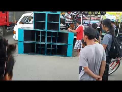 Battle of Sounds in Lapu-Lapu City Mactan,Cebu...