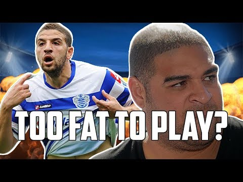 5 Footballers Who Were Too Fat To Play!