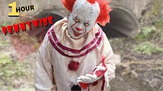1 Hour of Pennywise - Scary Clown Compilation - WeeeClown Around