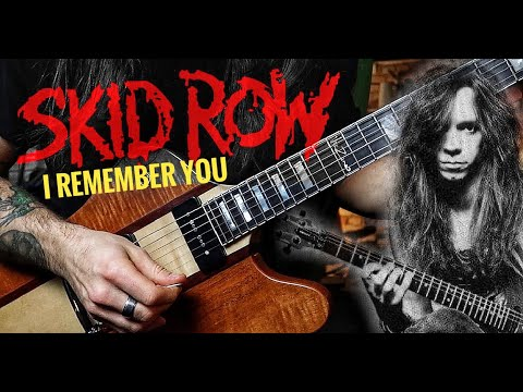 My Favorite Solos #2 – I Remember You – Skid Row – Vic Zino – Hardcore Superstar