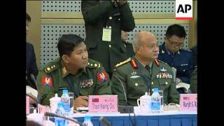 Meeting of ASEAN regional defence forum, comment on NKorea