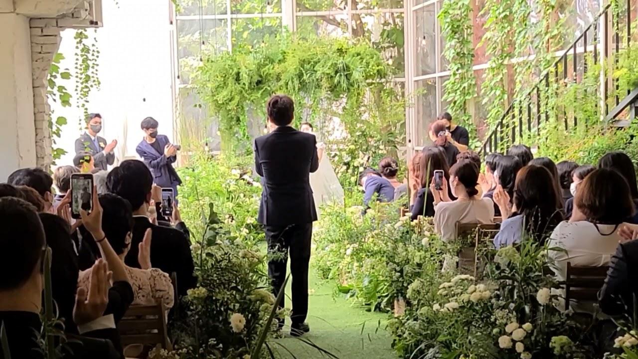 신부에게/이런_난_어떠니 #도시남녀의사랑법ost 라이브로 처음부른 결혼축가 이세준!?