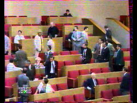 'Подвиг' Жириновского в