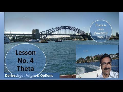 Derivatives Lesson no  4  Options   Theta