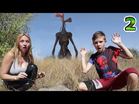Сиреноголовый: фейк или реальность? Фильм Siren head 2 серия