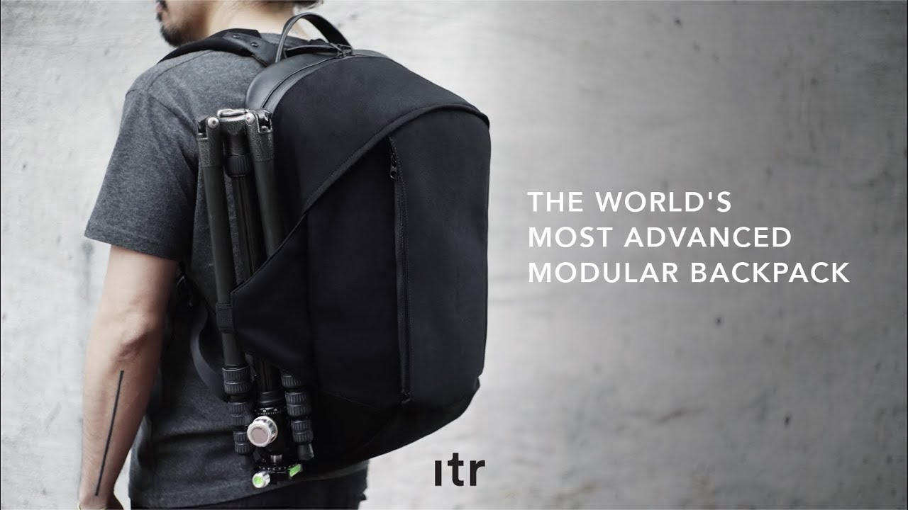 63caecaf The World's Most Advanced Modular Backpack | Indiegogo