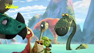 Gigantosaurus | The Meteorite | Disney Junior Arabia