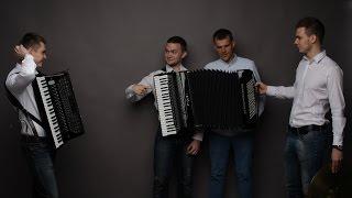 Sam Smith- Writing's On The Wall ( OST Спектр) Accordion COVER