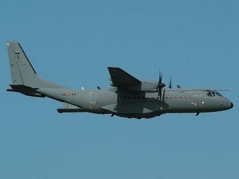 [Pecinta Militer] EADS CASA C295 Maritime Patrol / Anti-Submarine Warfare
