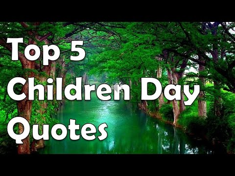 Happy Children Day Quotes Sms Wishes Whatsapp Video Message
