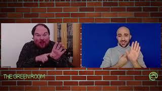 Episode 1: Alim Jayda - hard of hearing actor, presenter and sign language interpreter