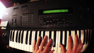 Yamaha SY85 Synthesizer - Internal Voice Bank 1 (F1-G8)