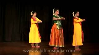 Kathak, one of the leading Indian classical dance forms