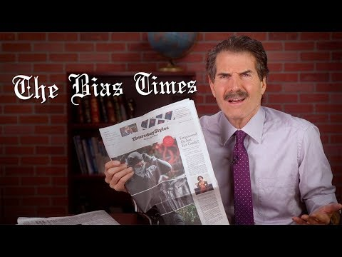 Stossel: Deceitful Bias in The New York Times