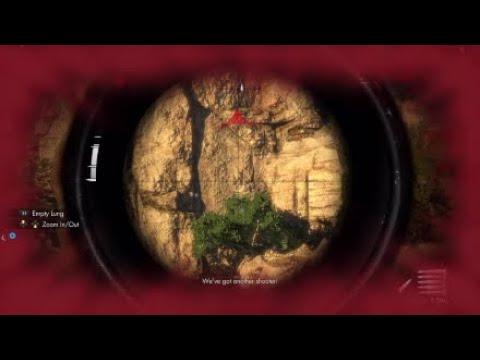 sniper elite3 i fell though |