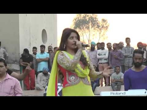 MISS POOJA LIVE SHOW IN BEGOWAL