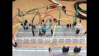 Homebrew 80/40m SSB/CW Rig - #2 Audio Amplifier