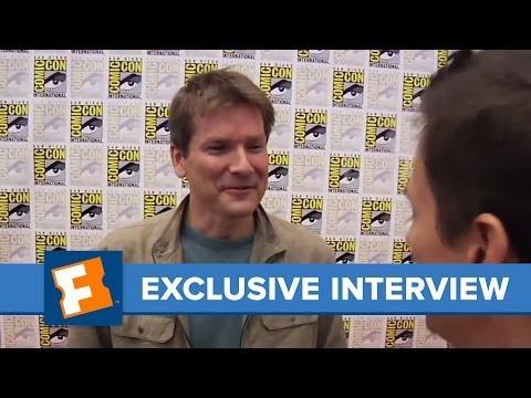 Drive Angry 3D Patrick Lussier ComicCon 2010 Exclusive   Comic Con  dangoMovies